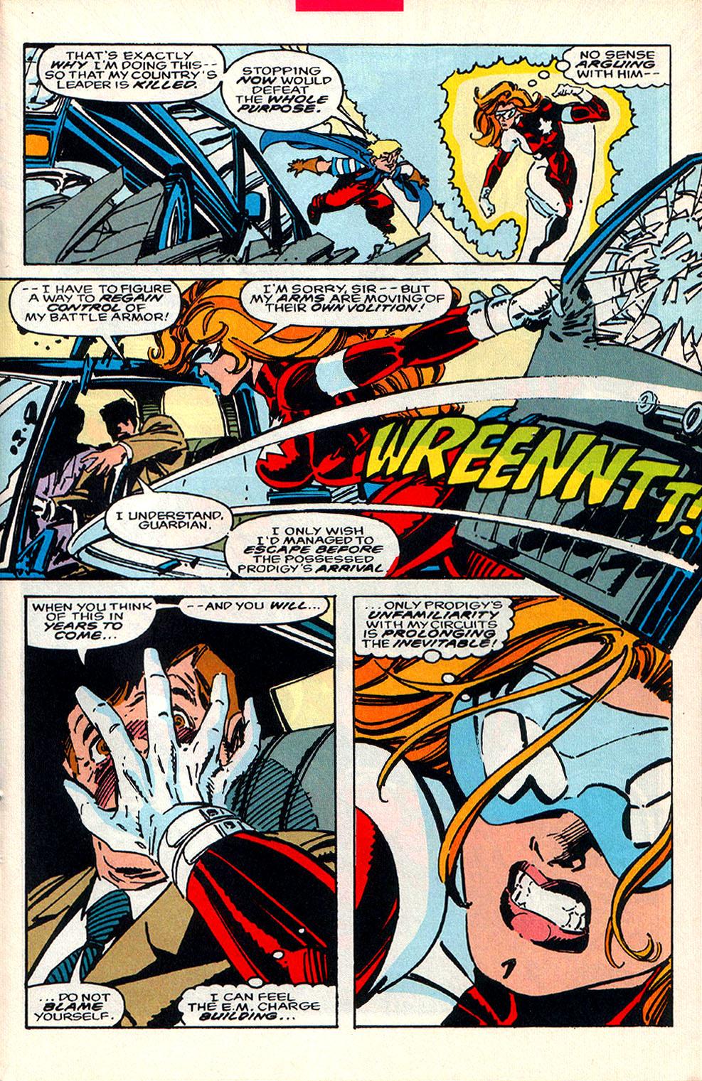 Read online Alpha Flight (1983) comic -  Issue #108 - 14