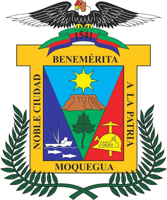 Escudo de Moquegua