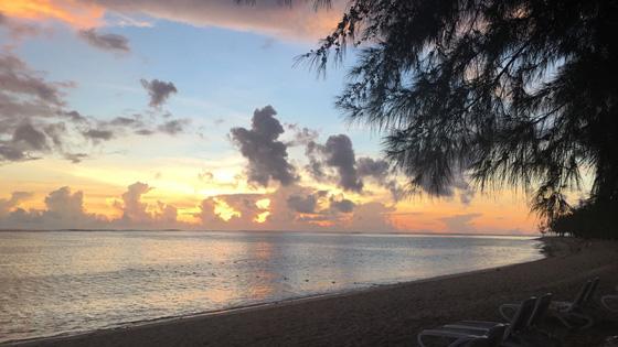 Mauritius Le Morne Strand - webook.ch