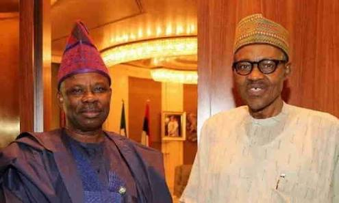 Governor Amosun: I Won't Dump APC Because Of Buhari