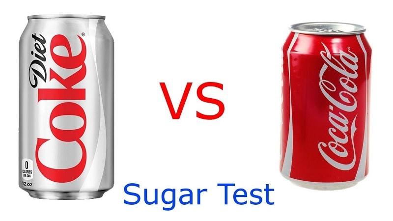ما الفرق بين المشروبات الغازية العادية، والمشروبات الغازية الخاصة بالحمية؟