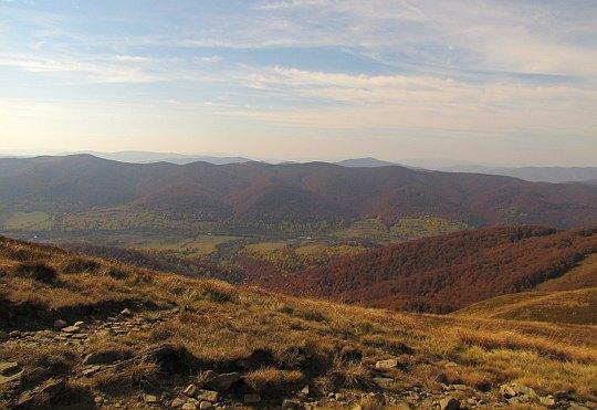 Dolina Wołosatki.