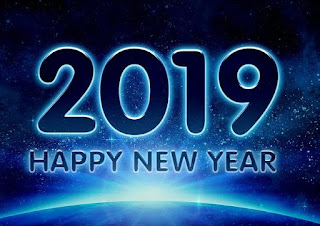 Wishing New year 2019 images