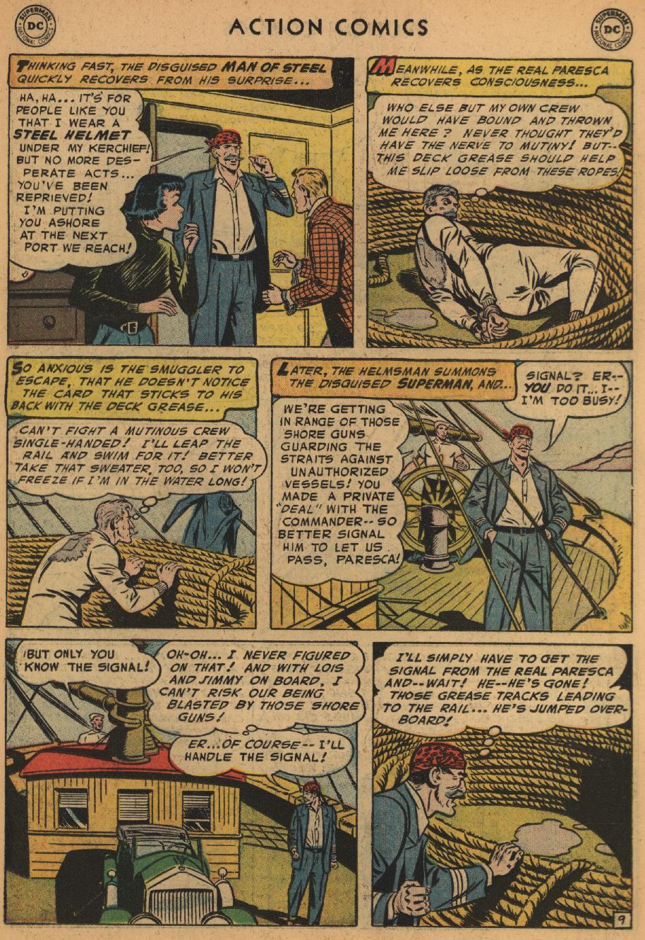 Action Comics (1938) 203 Page 10