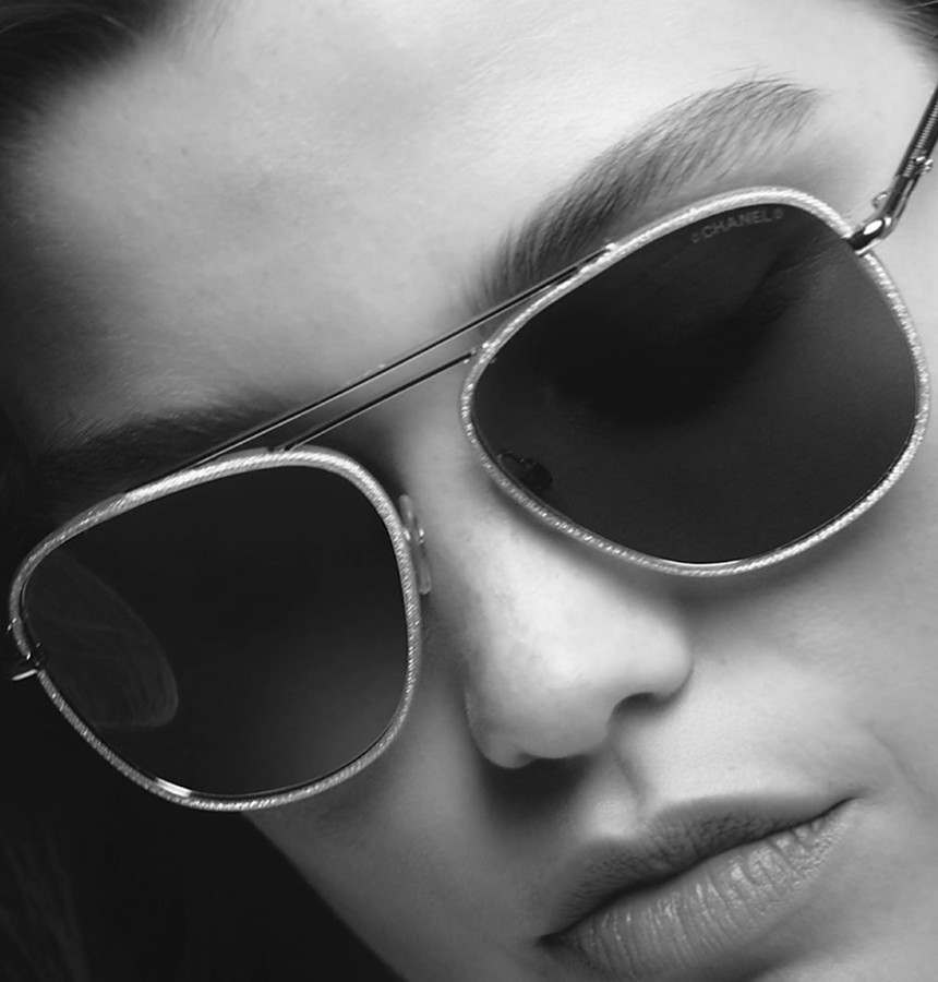 CHANEL FALL-WINTER 2017/18 EYEWEAR CAMPAIGN