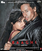 Baaghi 2016 480p Hindi pDVDRip Full Movie Download