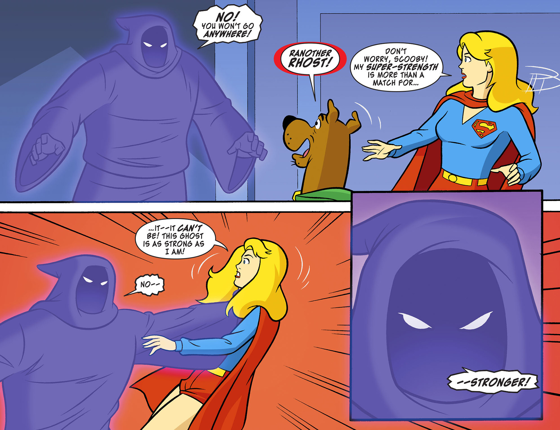Read online Scooby-Doo! Team-Up comic -  Issue #11 - 18