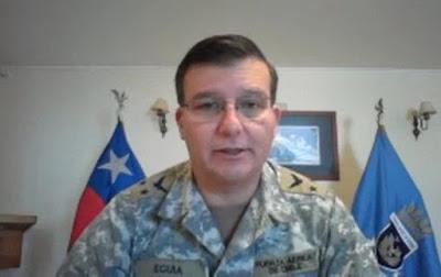 General Cristian Eguía