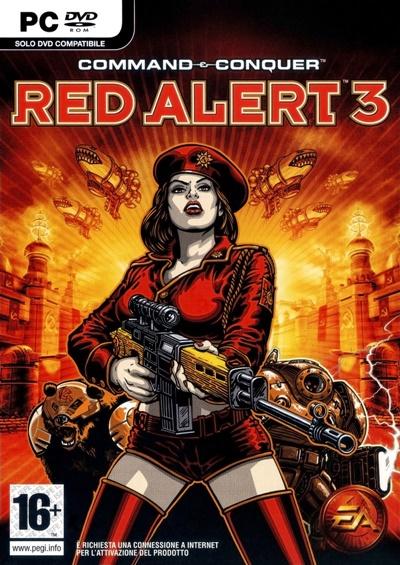 โหลดเกมส์ Command & Conquer: Red Alert 3