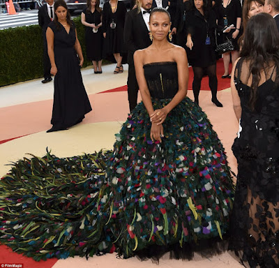 pictures from the met gala 2016 red carpet with the stars