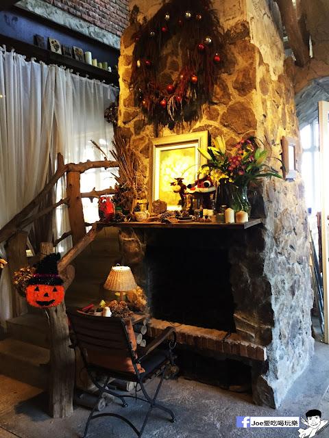 IMG 2533 - 【新竹旅遊】六號花園 景觀餐廳 | 隱藏在新竹尖石鄉的森林秘境,在歐風建築裡的別墅享受芬多精下午茶~