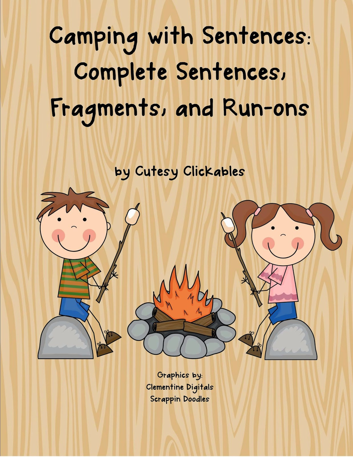 Collaboration Cuties Two For Tuesday Deal Pronouns And Sentences