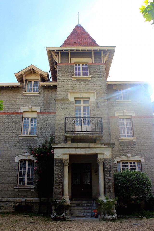 Villa Sanchis bed & breakfast, Biarritz