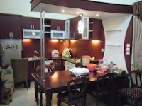 furniture interior semarang - kitchen set minibar 07