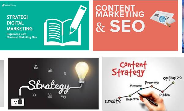 4 strategi promosi konten yang efektif