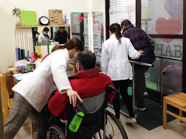 好痛痛 台南晉安復健科診所 神經復健 中風 物理治療 職能治療 台南市東區 臺南市
