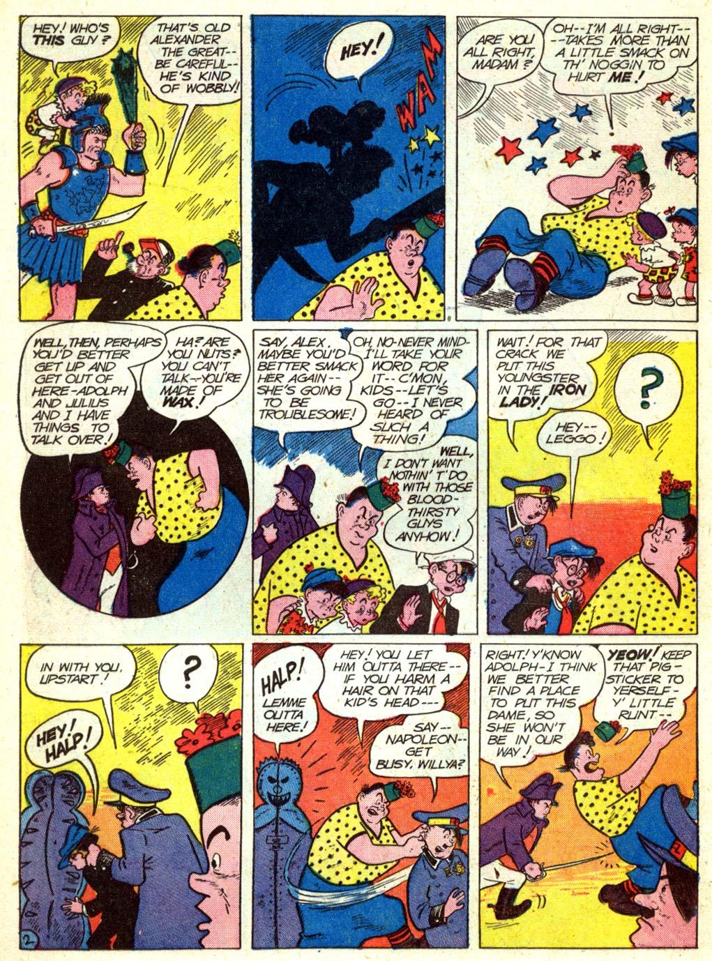 Read online All-American Comics (1939) comic -  Issue #40 - 43