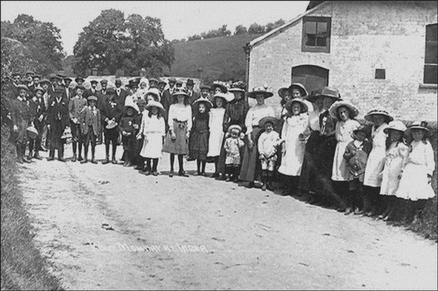 Imber, pueblo abandonado en Inglaterra