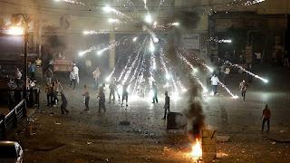 πόλεμος εμφύλιος στην Αίγυπτο