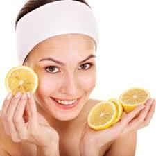 Cilt Bakımı İçin Limon