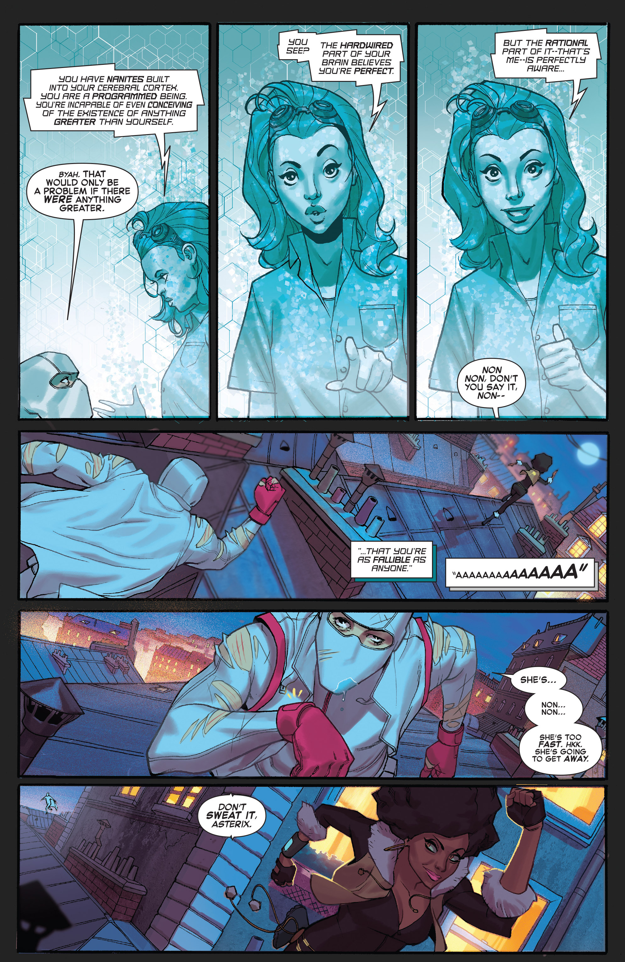 Read online X-Force (2014) comic -  Issue #4 - 13