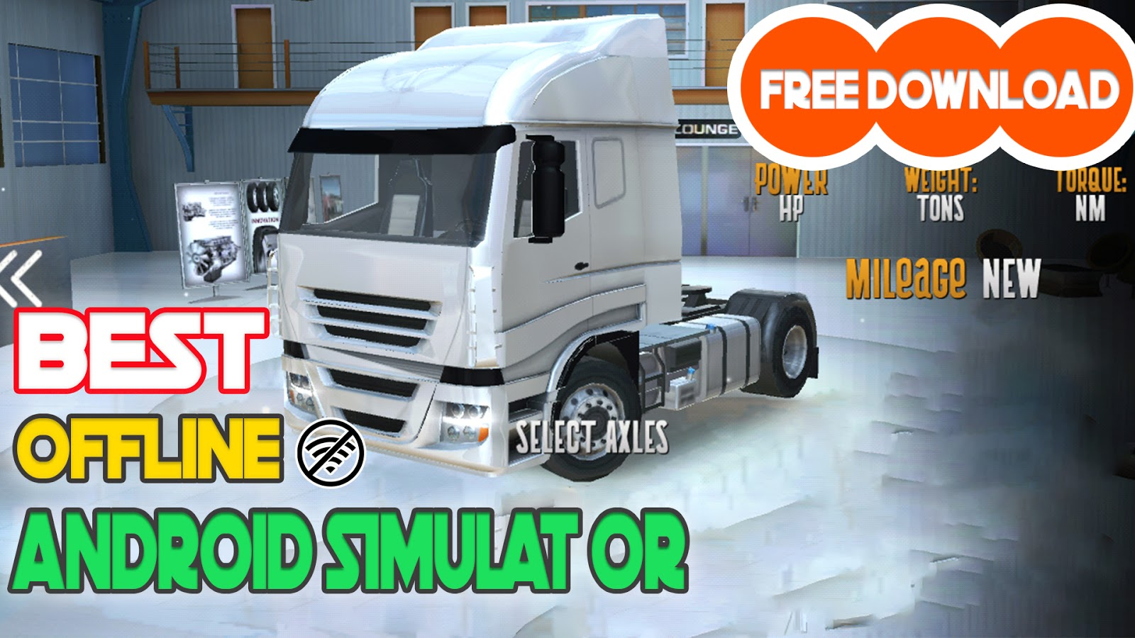 download euro truck driving simulator 2018 apk