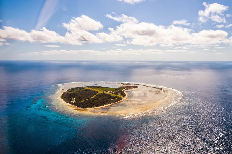 Lady Elliot Island, QLD  - Man Travels 40,000km Around Australia and Brings Back These Stunning Photos