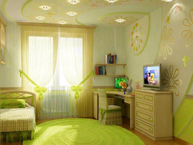 Warna Yang Sesuai Untuk Bilik Tidur Remaja Perempuan Evamatic Kreativiti Anak