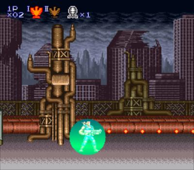【SFC】超級魂斗羅3原版+炸彈、生命無限版,Contra 3:The.Alien.Wars!
