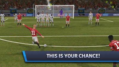 Dream League Soccer 2017 Apk v4.02 Mod Unlimited Coins