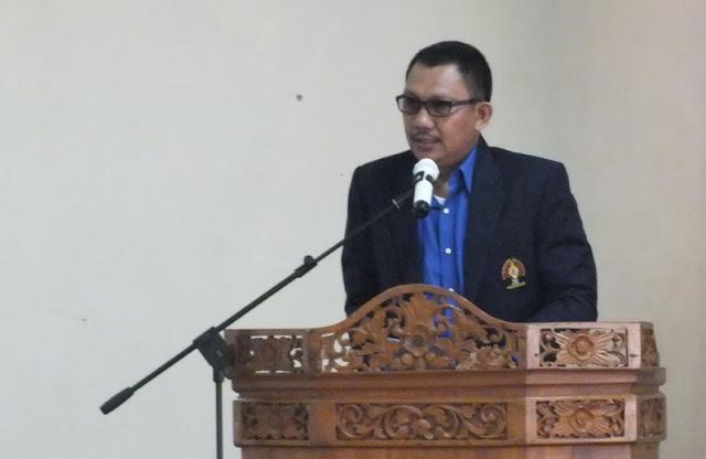 Ketua PWI Lampung Apresiasi Kepemimpinan Ridho - Bachtiar