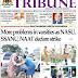 NAIJA NEWSPAPERS: TODAY'S THE TRIBUNE NEWSPAPER HEADLINES [7TH SEPTEMBER, 2017].