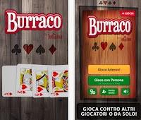 Giochi Burraco online gratis per Android e iPhone