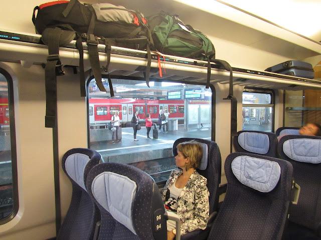 Trem na Alemanha