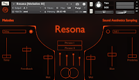 Sound Aesthetics Sampling Resona v1.0 KONTAKT Library