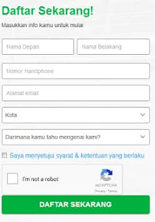Cara Daftar Grabcar Bandung