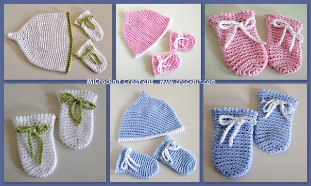 crochet patterns, baby hats, pixie hats, elf hats, baby mittens, newborn,
