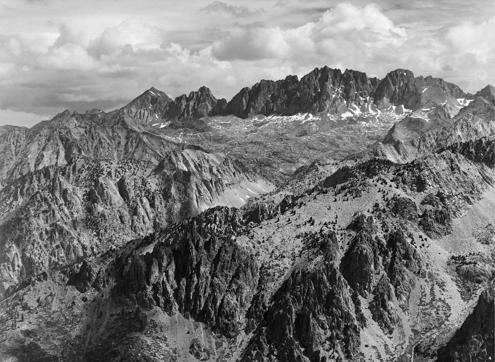 ansel adams sierra nevada - photo #5