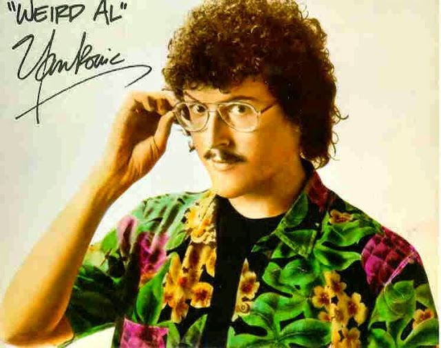 ... do Weird Al Yankovic