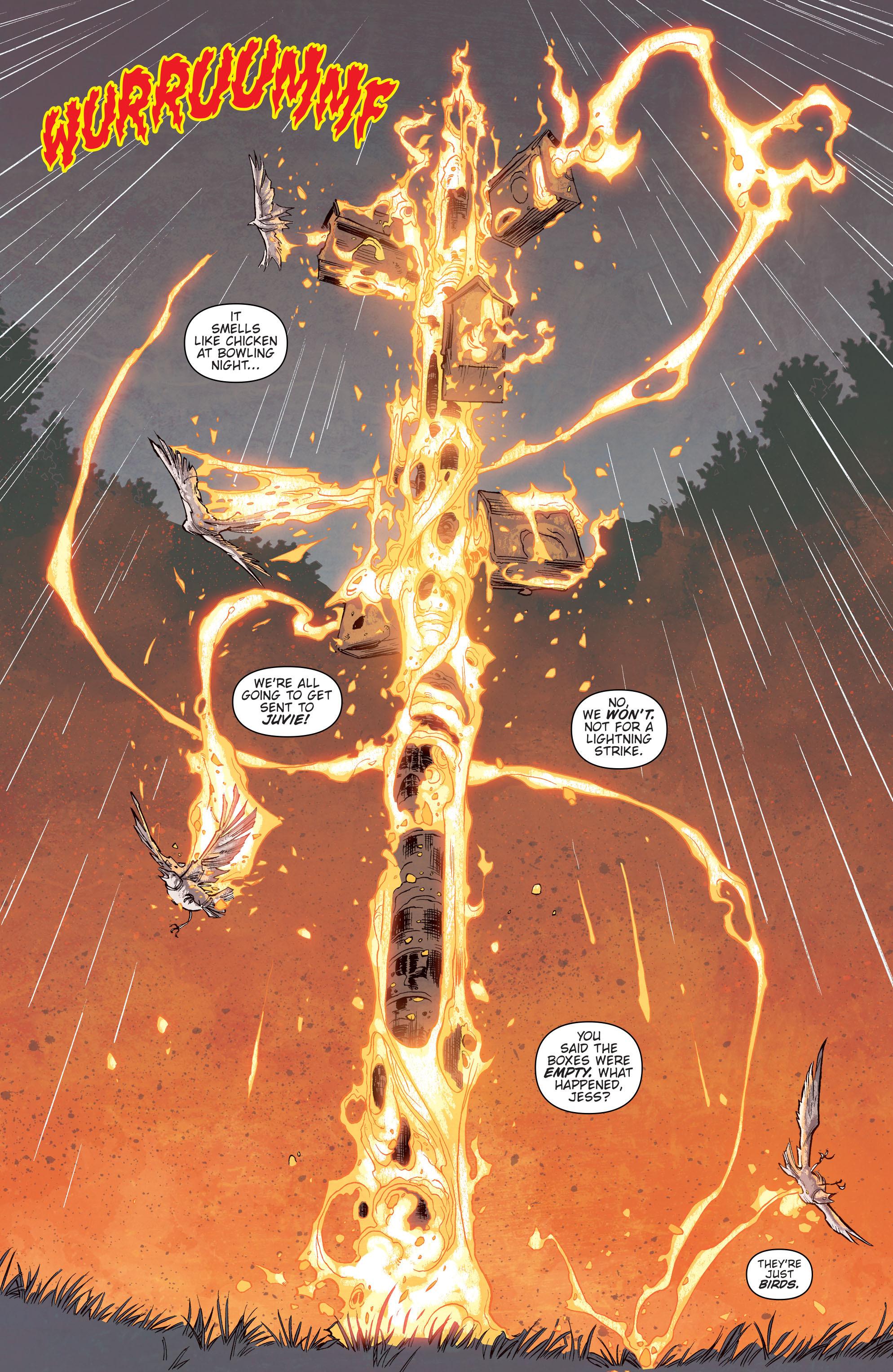 Read online Slash & Burn comic -  Issue #3 - 12