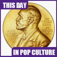 The first Nobel Prize was awarded on December 10, 1901.