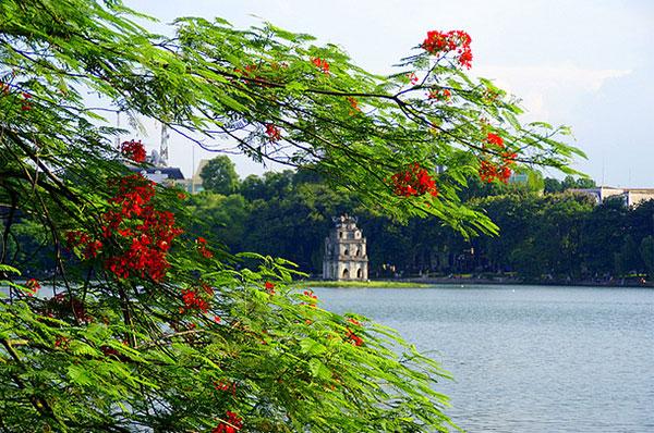 أجمل المزارات السياحية في هانوي