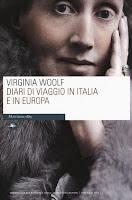 Virginia Woolf-Diari di viaggio in Italia e in Europa-Traduzione di Francesca Cosi e Alessandra Repossi - copertina