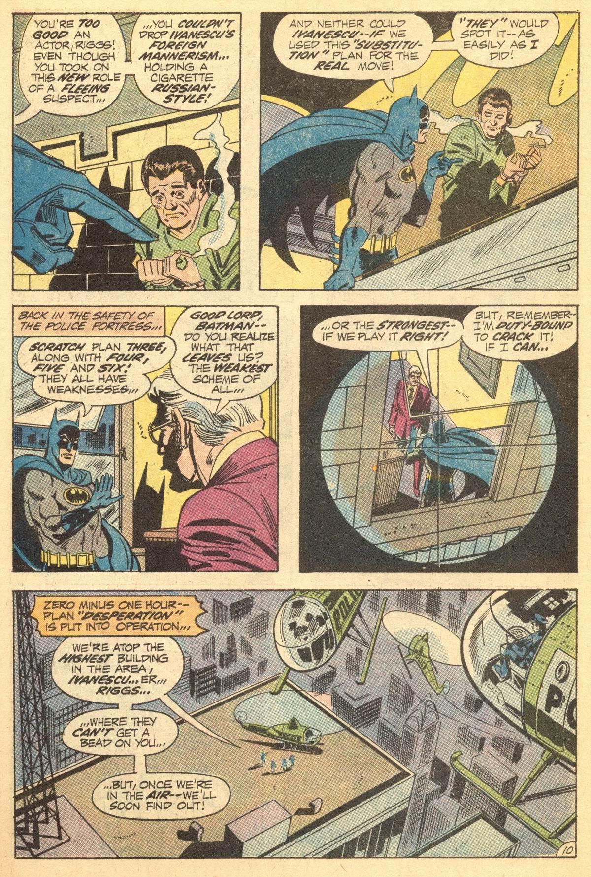 Detective Comics (1937) 423 Page 13