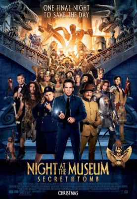Sinopsis Night at the Museum 3 (2014)
