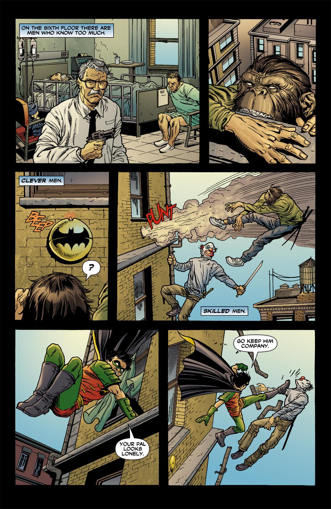 Detective Comics (1937) 812 Page 5