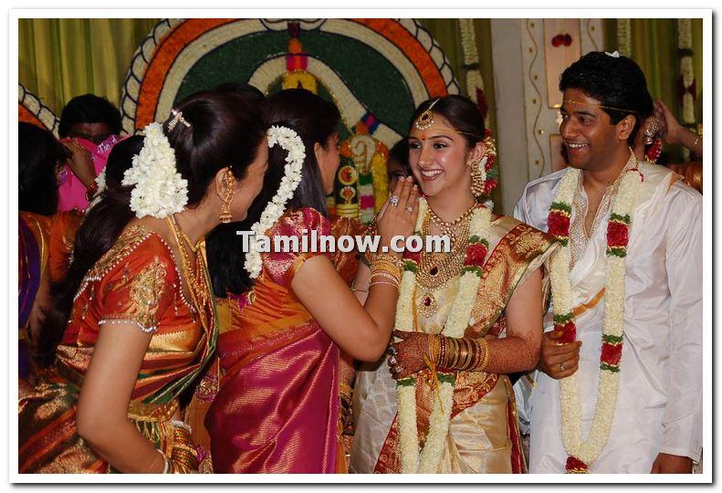 Tamil Actress Wedding Pics