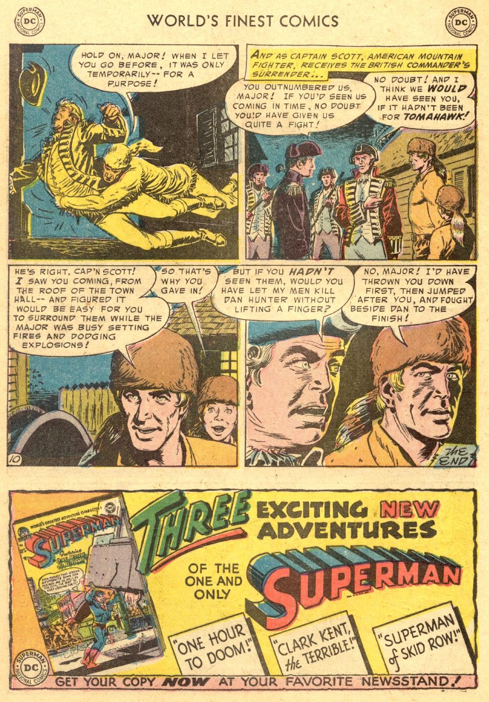 Read online World's Finest Comics comic -  Issue #70 - 46