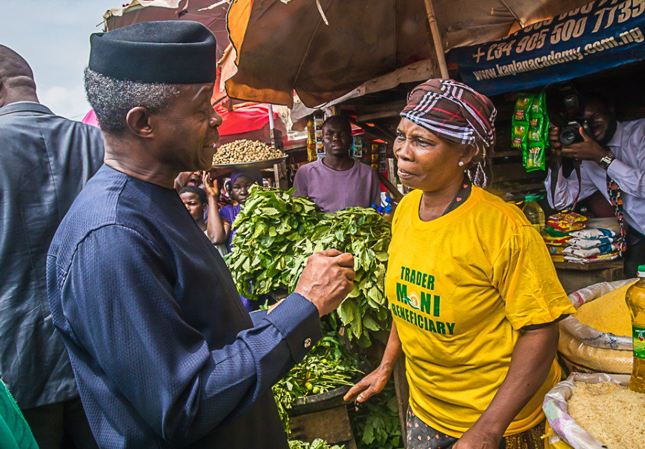 Trader money - Yemi Osinbajo