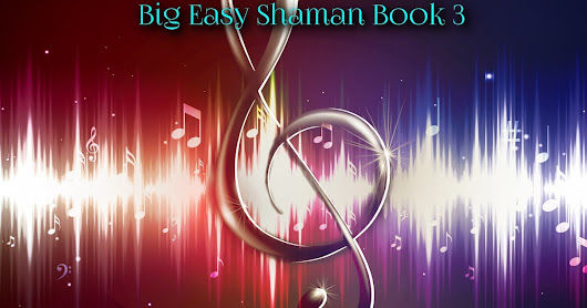 The Suicide Song, Big Easy Shaman Book 3, is available for pre-order